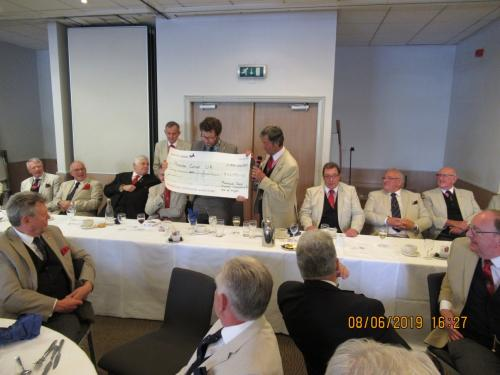 2019-06-08-Prostate Cancer Donation Luncheon