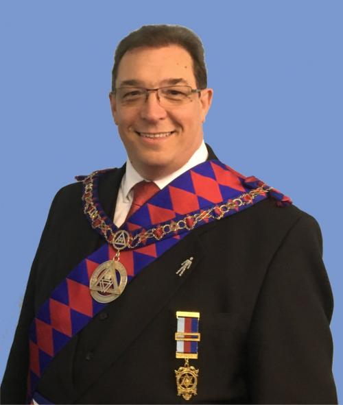 David Gosney, Provincial Third Grand Principal