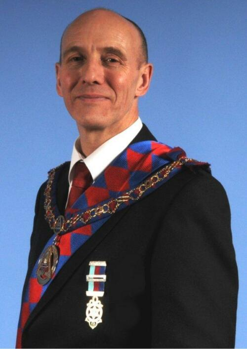 Jonathan Stainton-Ellis (Past Third Principal) Second Provincial Grand Principal (IN WAITING)