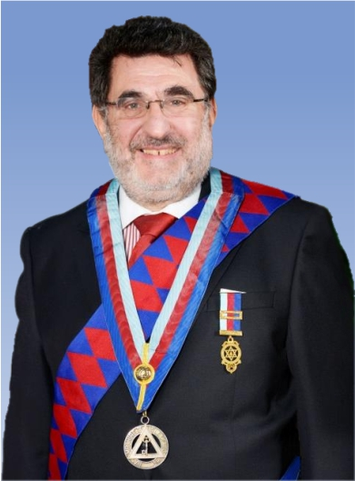 Michael Fagelman, Provincial Grand Teasurer